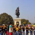 Picnic to Maharana Pratap Memorial, Moti Magri, Udaipur 14-11-2013
