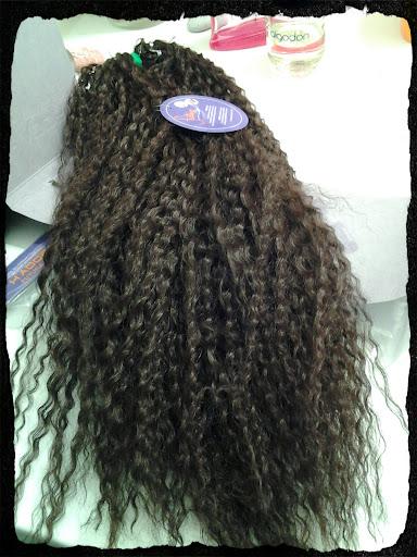 extension, cabello, pelo, futura