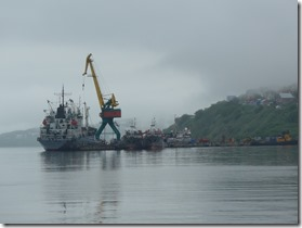 petropavlosk port