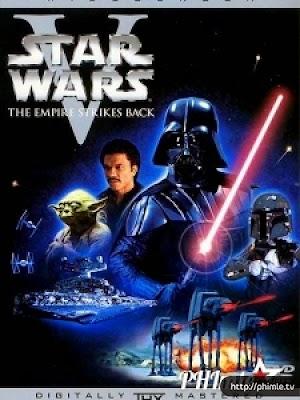 Phim Chiến Tranh Giữa Các Vì Sao (Phần 5): Đế Chế Phản Công - Star Wars: Episode V - The Empire Strikes Back (1980)