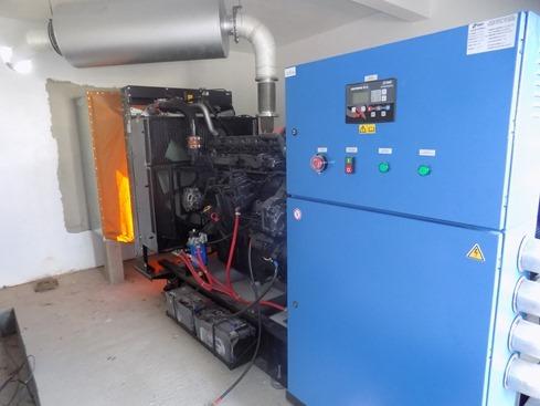 gerador de água SGS
