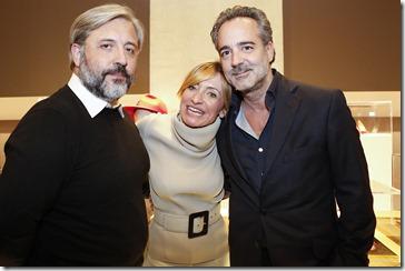 Borsalino for Antonia - guest - Antonia Giacinti - Philippe Camperio