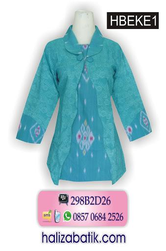 mode batik modern, grosir baju, jual batik online
