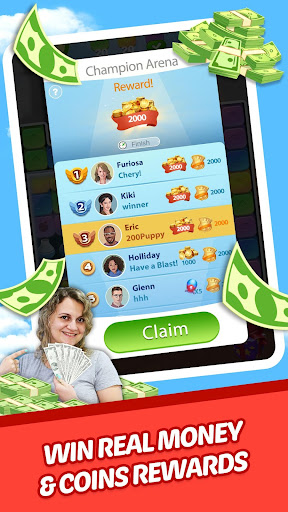 Lucky Diamond u2013 Jewel Blast Puzzle Game to Big Win  screenshots 8