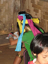 Kayan Long Neck Village - school