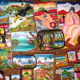 Kunst auf Ometepe
