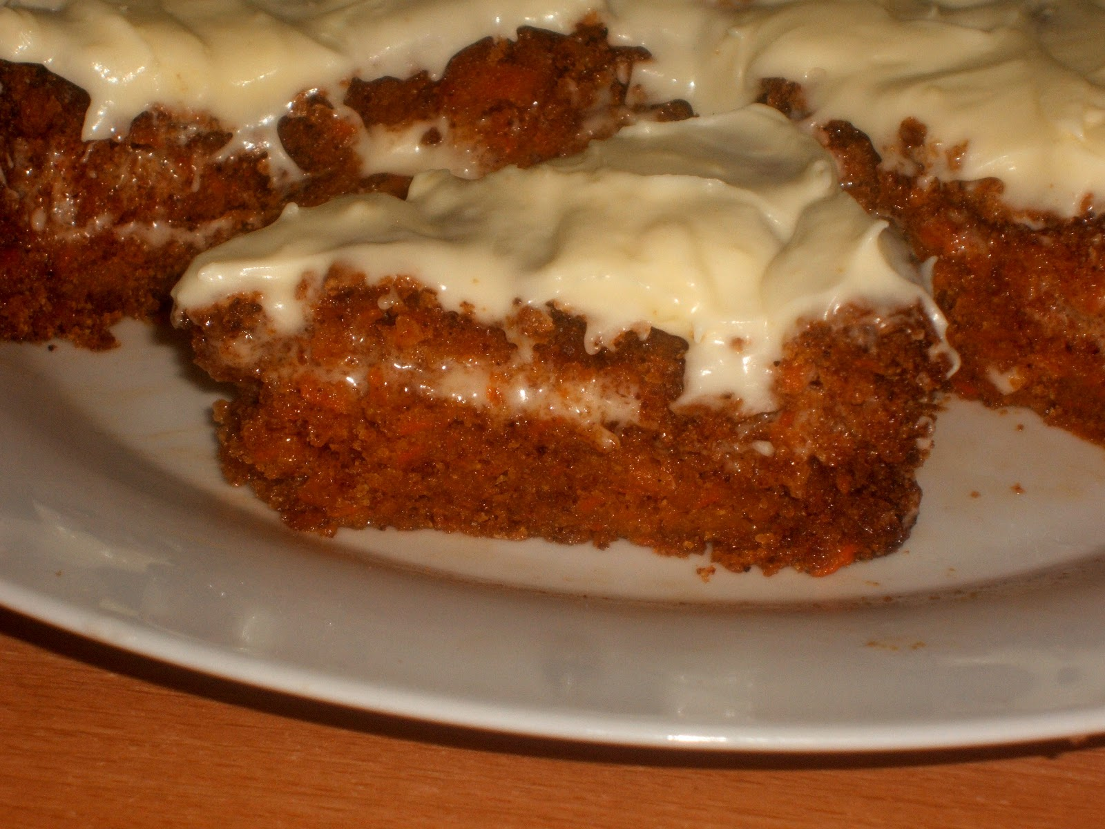 Highest Rated Carrot Cake Recipe