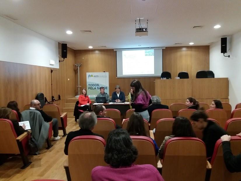 Sessão de boas vindas do ACES Douro Sul aos novos médicos internos de MGF e de SP