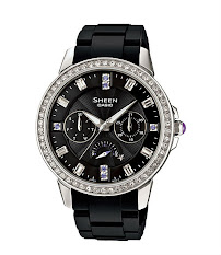 Casio Sheen : SHE-3029GL