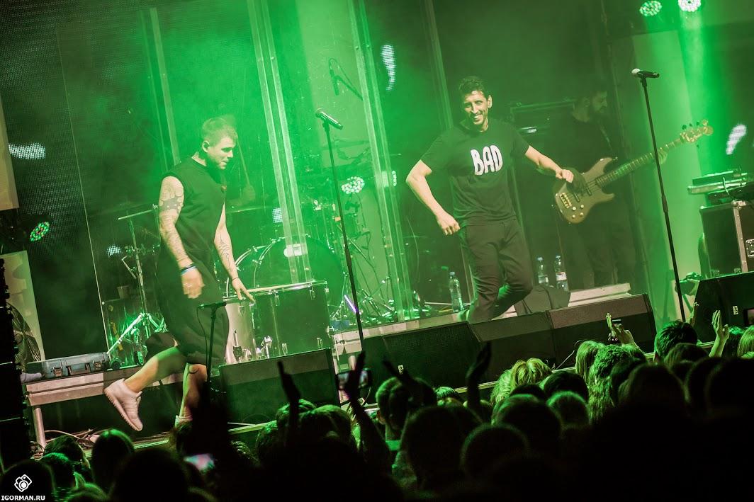 Фоторепортаж - Концерт группы Градусы