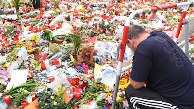 4 Terror Attacks in Germany in 1 week