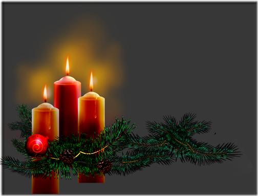 fotos velas de Navidad (17)