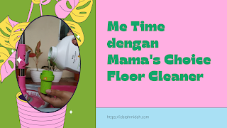 Mama's Choice Baby Cleaner Floor