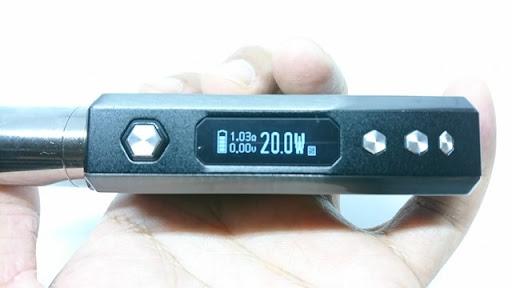 DSC 4219 thumb%255B2%255D - 【MOD/スターター】「Vaporesso Tarot Miniスターターキット」(ヴァポレッソ・タロットミニ)レビュー!自動ワッテージ調節&CCW/CCTつき18650バッテリーシングルサイズBOX MOD【電子タバコ/VAPE】