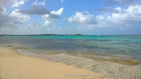 Il reef a Nord di Green Island - Non Such Bay - Antigua