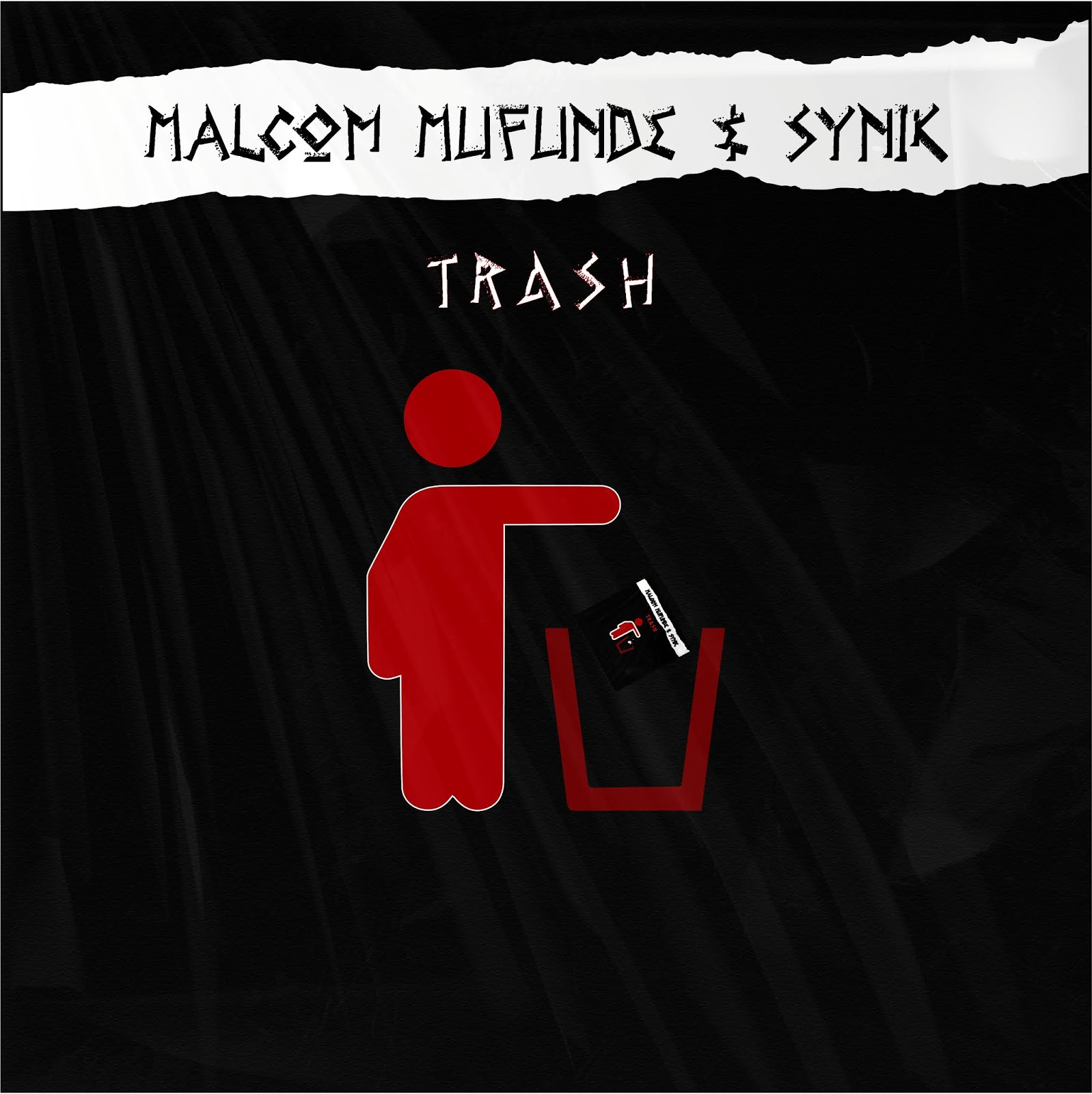 Malcom Mufunde on working with Synik on Trash