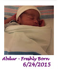 Welcome Abdur