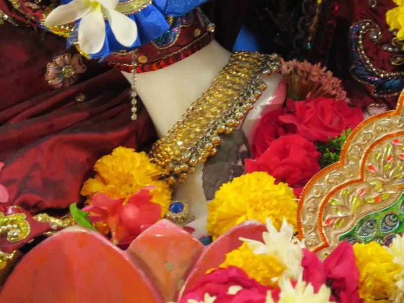 ISKCON Vallabh vidhyanagar Deity Darshan 07 jan 2017 (5)