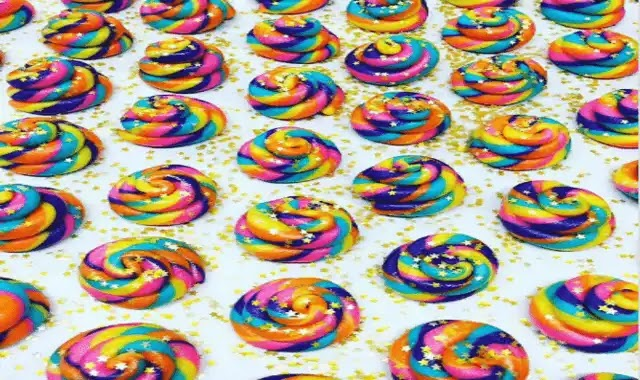 أغرب أنواع وأشكال الحلوى
