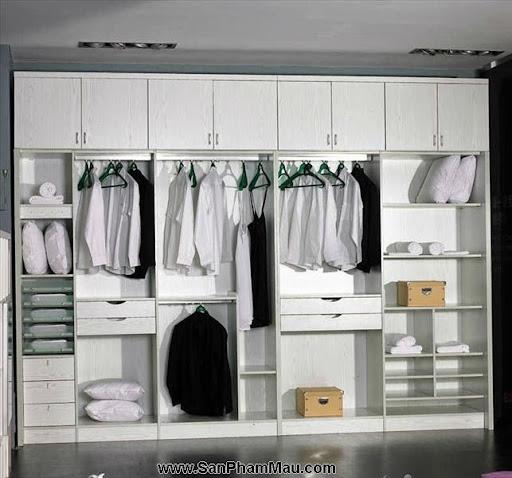 Những điều cần biết cho phong thủy của tủ quần áo-1