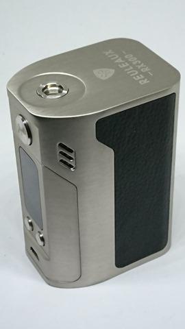 DSC 1403 thumb%25255B2%25255D - 【MOD】男のロマン「Wismec Reuleaux RX300」4本バッテリーMODのレビュー。でかくておもくてそれは鉄塊だった【ドラゴンころし】