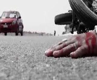 Bihar News:एनएच 57 पर बड़ा हादसा:बच्चे का मुंडन करा कर लाैट रहे ऑटाे सवार परिवार काे ट्रक ने कुचला, दो की जान गई