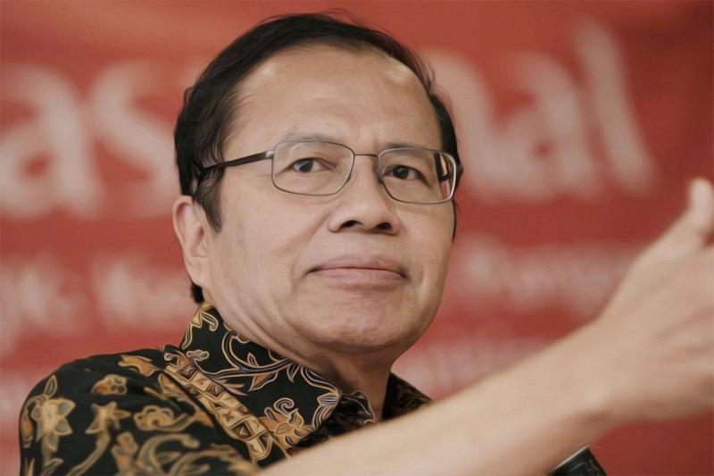 Saat Rizal Ramli Beberkan Sinyal Ambruknya Ekonomi Indonesia Tahun Ini