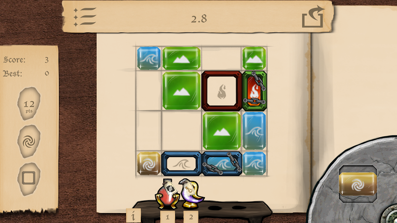 Скриншот Thwart