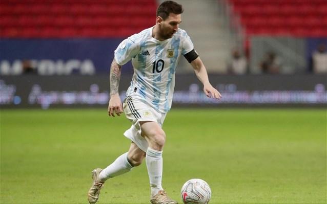 Γράφει ιστορία με την Αργεντινή ο Μέσι