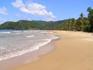 Uživanje na plaži Pui Pui