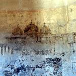 Château de Vincennes : donjon, cellule nord-est, décor peint, christianisme