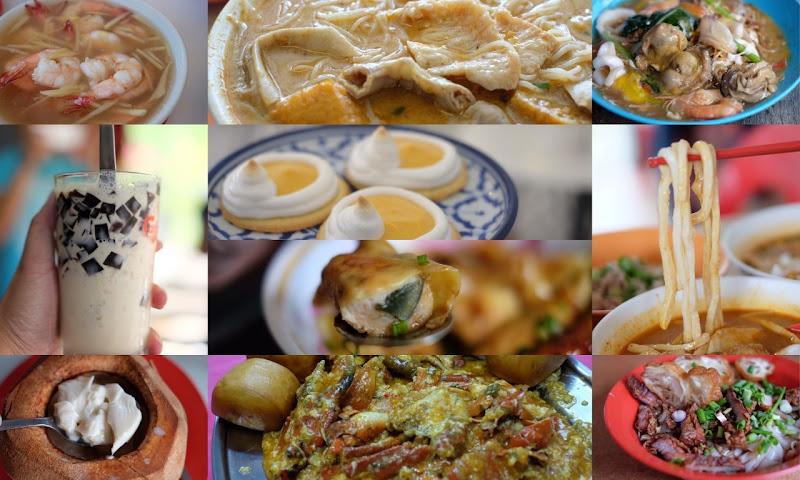Tainan food guide sabah eats.