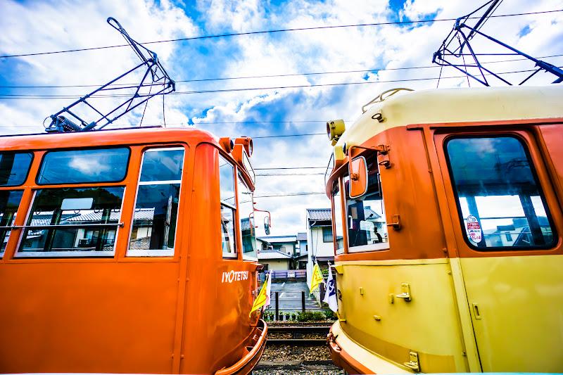 道後温泉駅 引き上げ線3