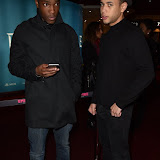 OIC - ENTSIMAGES.COM - Calvin Demba at the  Mandem on the Wall: Wall of Comedy - premiere in London 17th November 2015 Photo Mobis Photos/OIC 0203 174 1069