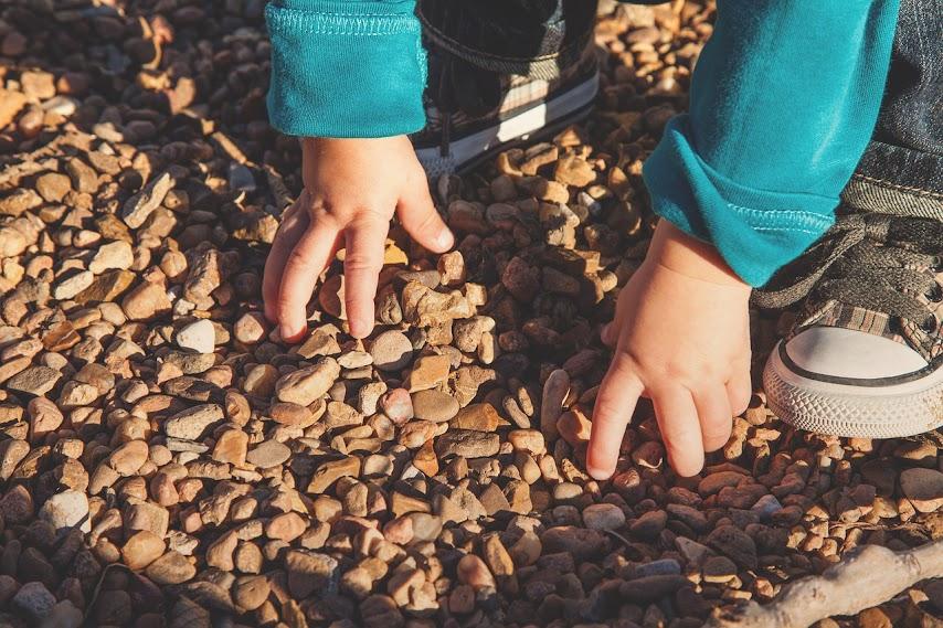 Juguetes diy sensoriales con calcetines