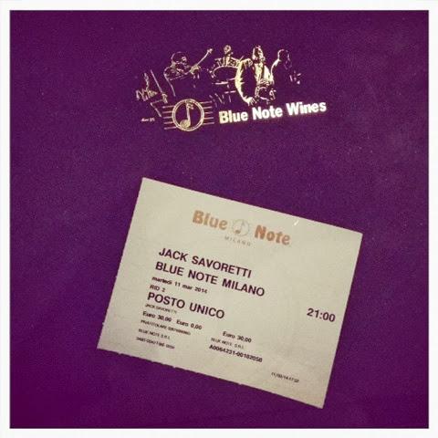 Jack Savoretti - Blue Note - Milano