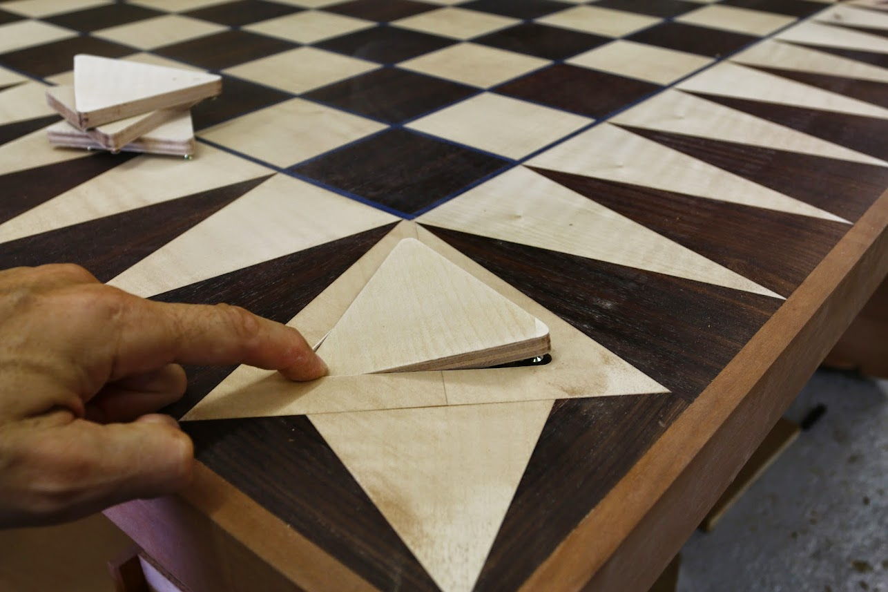 Pendule harmonique, ou comment allier math, physique et ébénisterie !  - Page 2 _MG_2113
