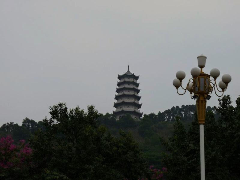 retour à Xiamen