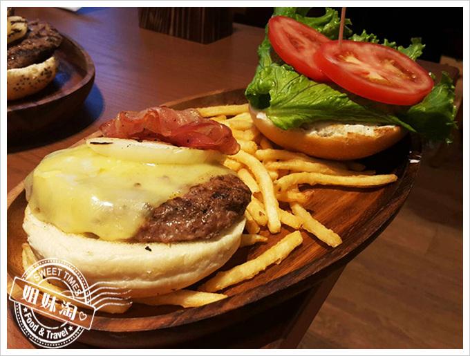 KUAAINA夏威夷漢堡-連美國總統歐巴馬先生都愛的漢堡來台灣了