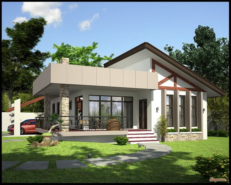 Some Examples Of The Simple Design Dream House That Has Been Described And Given Drawings Models Have A Distinctive Modern