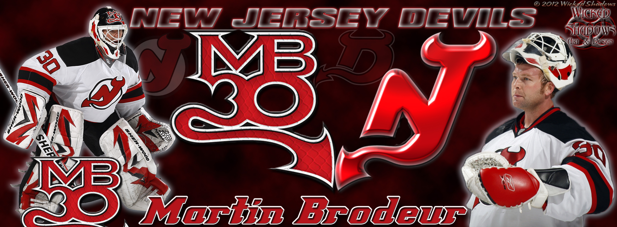 Martin Brodeur Facebook Cover Photo Signature