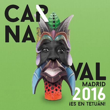 Carnaval 2016 de Madrid
