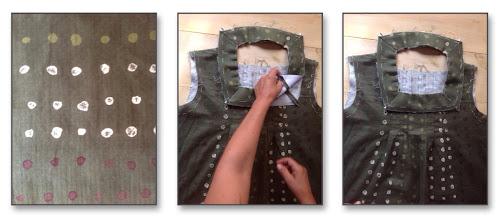 Nani Iro fabric clothing