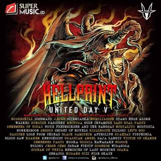 Hellprint United Day V, Road To 2017