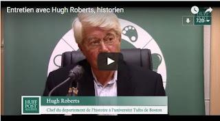 Vidéo: Le professeur Hugh Roberts au HuffPost Algérie : la Kabylie est mieux «sécurisée» et moins «déprimée» qu'en 2002,