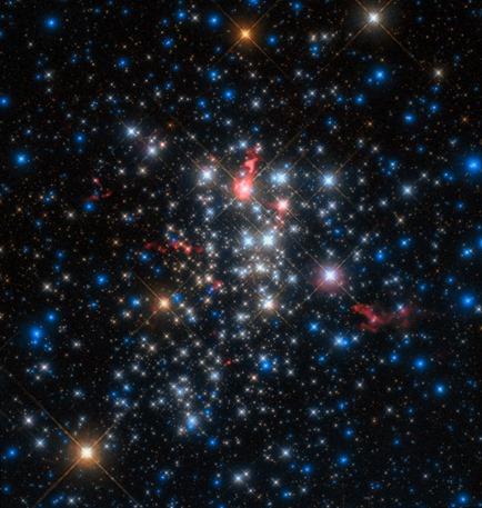 Comet-like stars