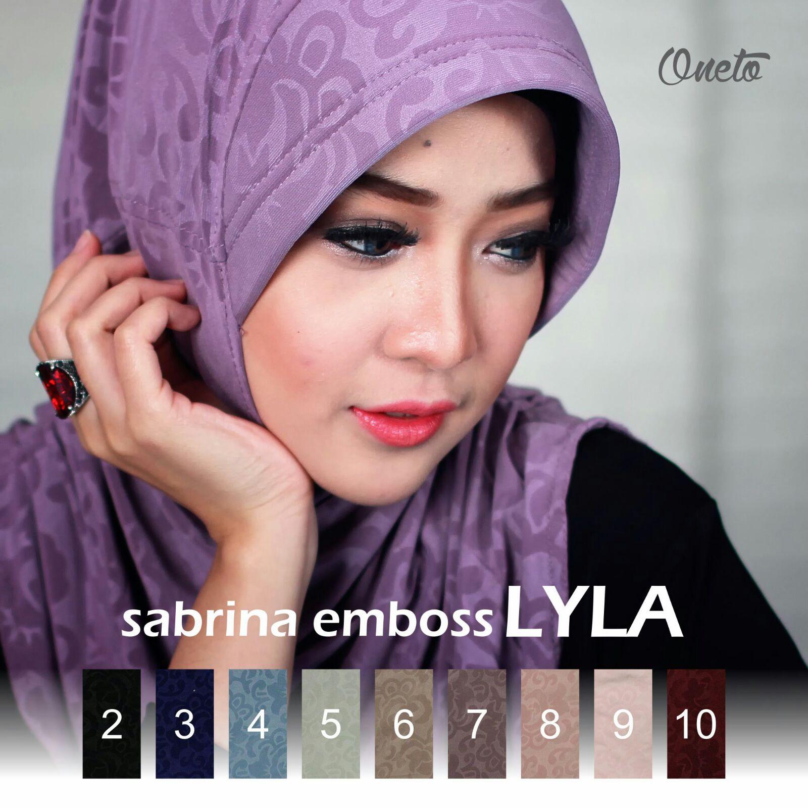 Hijab Instan Jilbab Instan Khimar Syari Triangle Bolak Balik Source · Jilbab Instan Khimar Tri Layer Shopee Indonesia Source JILBAB ONETO SABRINA EMBOS