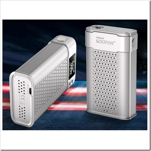 koopor primus 300w tc box mod 3%25255B5%25255D - 【海外】SMOKのVTC Miniっぽいワイヤレス対応「Smok Quantum 80W TC Box Mod」3本バッテリー「Smok Koopor Primus 300W TC Box Mod」他