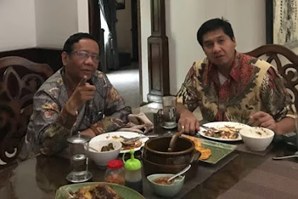 Pilih KH. Ma'ruf Amin, Maruarar: Jokowi Tak Kena Jebakan Batman
