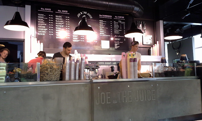 joe & the juice oslo sentrum